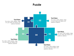 Puzzle Solution Problem Ppt PowerPoint Presentation Pictures Example Introduction