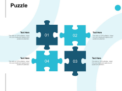 Puzzle Solution Problem Ppt PowerPoint Presentation Styles Slide
