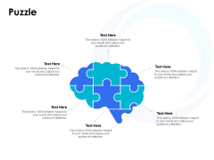 Puzzle Soluton Ppt PowerPoint Presentation Pictures Master Slide