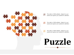 Puzzle Strategy Marketing Ppt PowerPoint Presentation Infographics Summary