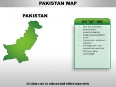 Pakistan PowerPoint Maps