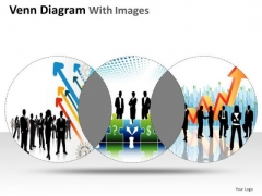 Partnership Venn Diagram PowerPoint Slides And Ppt Diagram Templates