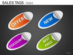 Peeled Back Stickers Best Price Offer Discount New PowerPoint Slides Ppt Templates