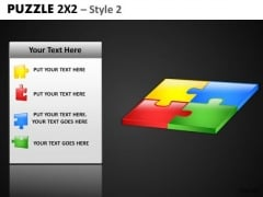 Perfect Management Team Puzzle PowerPoint Slides Business Ppt Templates