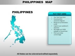 Philippines PowerPoint Maps