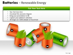 Photovoltaic Batteries Renewable Energy PowerPoint Slides And Ppt Diagram Templates