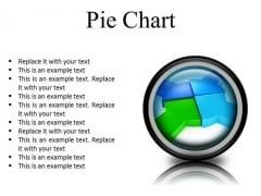 Pie Chart Business PowerPoint Presentation Slides Cc