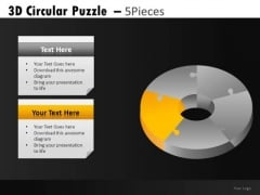 Pie Chart PowerPoint Presentation Slides