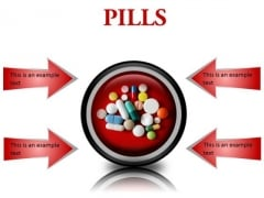 Pills Medical PowerPoint Presentation Slides Cc