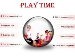 Play Time Game PowerPoint Presentation Slides C