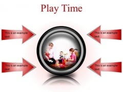 Play Time Game PowerPoint Presentation Slides Cc