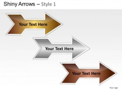 Pointing Arrows PowerPoint Diagrams And Ppt Slide Graphics