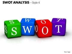 PowerPoint Backgrounds Chart Swot Analysis Ppt Slidelayout