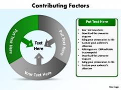 PowerPoint Backgrounds Company Factors Ppt Slides