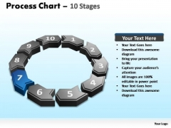 PowerPoint Backgrounds Company Process Chart Ppt Template