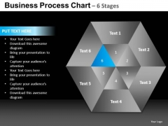 PowerPoint Backgrounds Company Quadrant Chart Ppt Slides