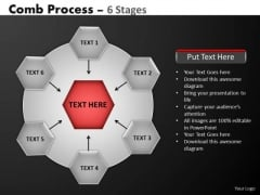 PowerPoint Backgrounds Download Hub And Spokes Process Ppt Slides