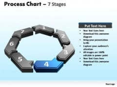 PowerPoint Backgrounds Editable Process Chart Ppt Presentation