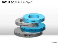 PowerPoint Backgrounds Education Swot Analysis Ppt Layout
