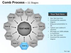 PowerPoint Backgrounds Flow Diagram Process Ppt Slides