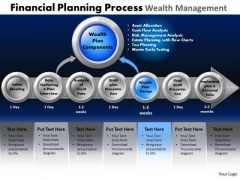 PowerPoint Backgrounds Global Financial Planning Ppt Theme
