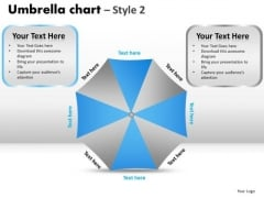 PowerPoint Backgrounds Global Umbrella Chart Ppt Template