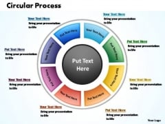 PowerPoint Backgrounds Growth Circular Process Ppt Design