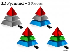 PowerPoint Backgrounds Growth Pyramid Ppt Design