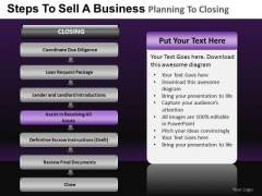 PowerPoint Backgrounds Leadership Business Planning Ppt Slide