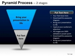 PowerPoint Backgrounds Leadership Pyramid Process Ppt Presentation