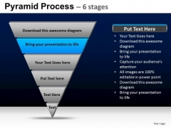 PowerPoint Backgrounds Leadership Pyramid Process Ppt Theme