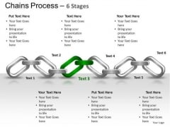 PowerPoint Backgrounds Marketing Chains Process Ppt Slides