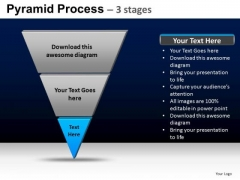 PowerPoint Backgrounds Marketing Pyramid Process Ppt Presentation