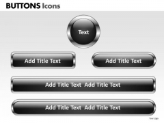 PowerPoint Backgrounds Process Buttons Icons Ppt Slidelayout