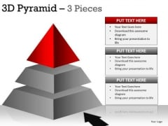 PowerPoint Backgrounds Process Pyramid Ppt Layouts