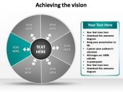 PowerPoint Backgrounds Success Vision Ppt Designs