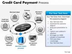 PowerPoint Design Business Credit Card Payment Ppt Themes