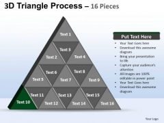 PowerPoint Design Business Triangle Process Ppt Slides