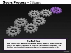 PowerPoint Design Company Gears Process Ppt Slide Designs