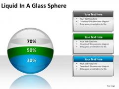 PowerPoint Design Diagram Liquid Ppt Themes