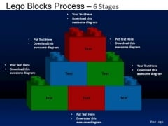 PowerPoint Design Download Lego Blocks Ppt Backgrounds
