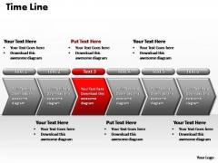 PowerPoint Design Editable Flow Process Ppt Template