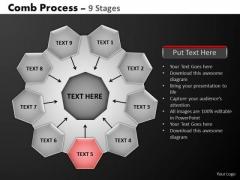 PowerPoint Design Editable Hub And Spokes Process Ppt Presentation Designs