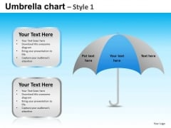 PowerPoint Design Executive Leadership Umbrella Chart Ppt Layout