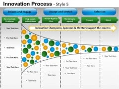 PowerPoint Design Funnel Process Ppt Template