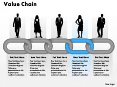 PowerPoint Design Global Slides Business Value Chain Ppt Presentation