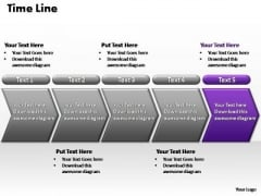 PowerPoint Design Graphic Flow Process Ppt Theme