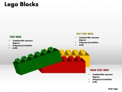PowerPoint Design Graphic Lego Ppt Template