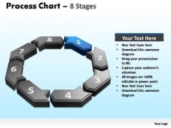 PowerPoint Design Graphic Process Chart Ppt Backgrounds