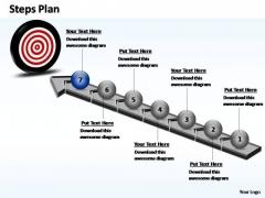 PowerPoint Design Growth Steps Plan Ppt Slides